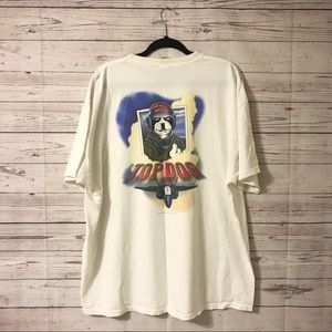 VTG 97' Big Dog Sportswear T Shirt Size XXL (C)